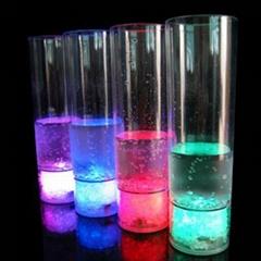 塑料 LED 发光 果汁杯
