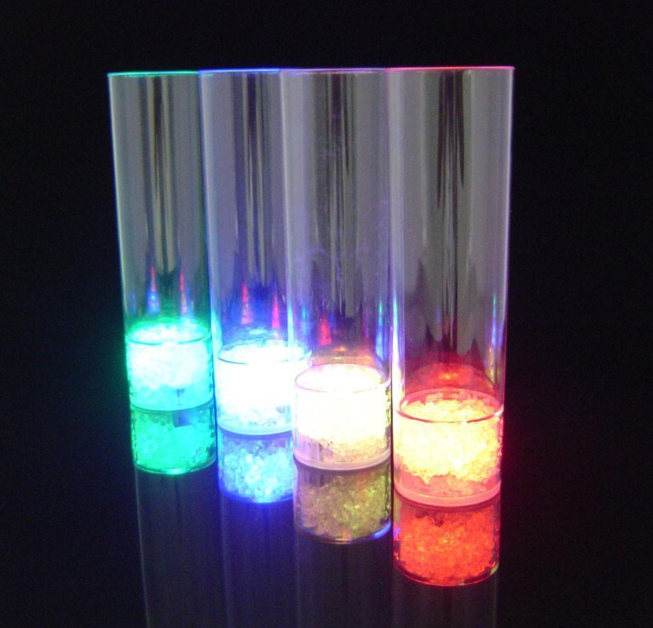 塑料 LED 发光 果汁杯 2