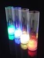 塑料 LED 发光 果汁杯 3