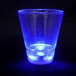 塑料 LED 发光 小酒杯 1