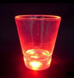 塑料 LED 发光 小酒杯 2