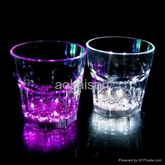 LED 威士忌杯