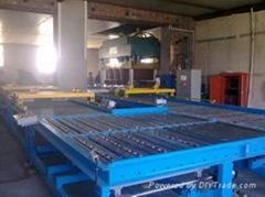 异形无机保温材料生产设备