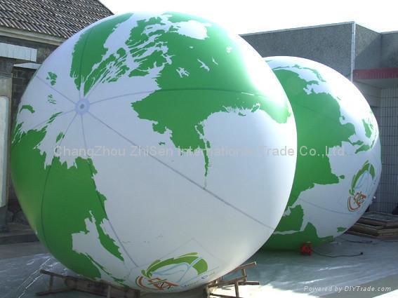 inflatable ball 3