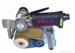 臺灣產高品質氣動砂帶機
