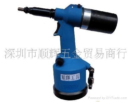 全自動液壓拉鉚槍  1