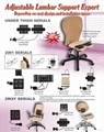 Adjustable office chair Accessories&Back support  Accessories 2