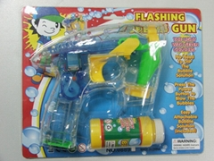 Auto bo bubble gun with