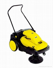克拉爾CD800手推式掃地機