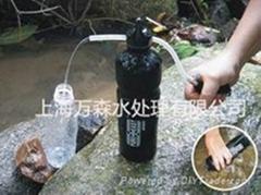 运动净水壶