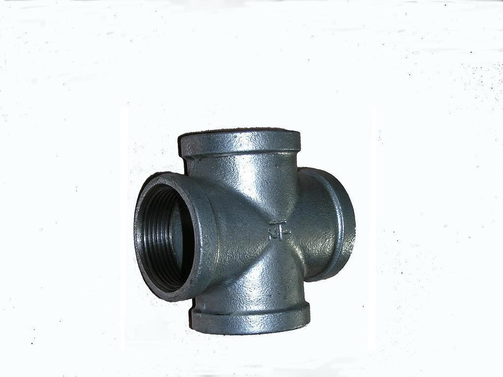 Gi malleable pipe fitting qiao qxm china manufacturer