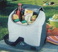 Range Roller soft-sided cooler