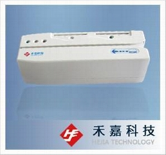 CHJ-1300系列高抗金卡智能磁卡读写器
