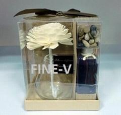dry flower gift set