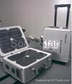便攜式太陽能發電機