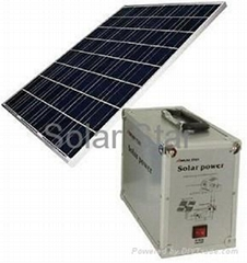 Home-use Solar Power System