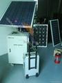 1KW 太陽能移動電源