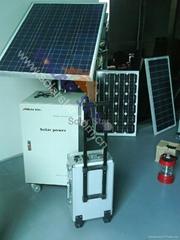 1KW 太阳能移动电源