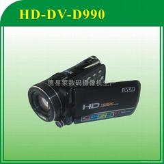 攝象機廠家最新高清DV報價