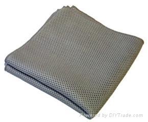 Microfiber cleaning cloth, microfiber mesh cloth 2