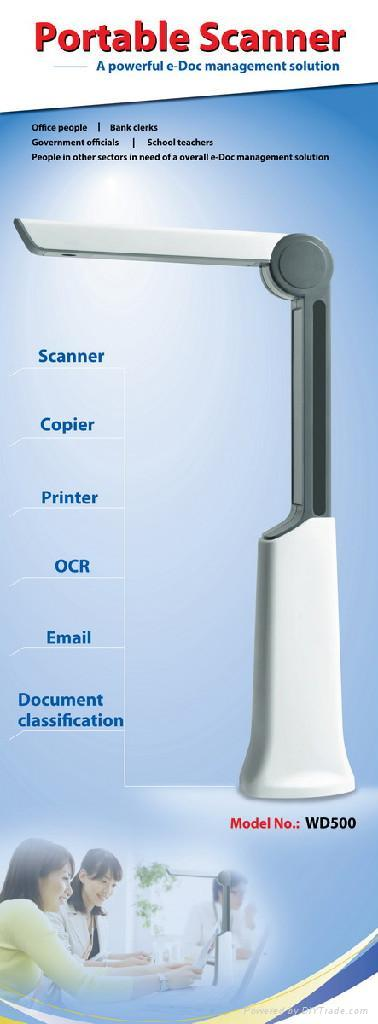 Document scanner 1
