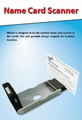 name card reader