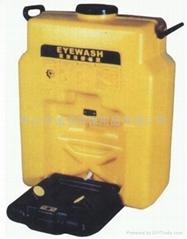 批发供应中山验厂6651便携式洗眼器
