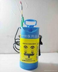 中山便携式洗眼器销售