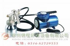裝修污染治理機