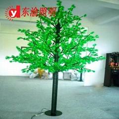 LED枫叶树
