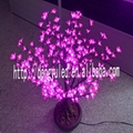 christmas led cherry tree  2