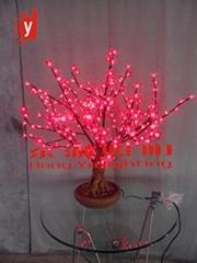 led櫻花盆景燈