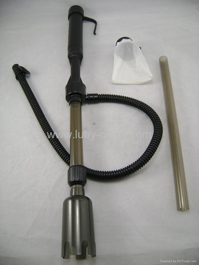 Battery Gravel Cleaner B-600  2