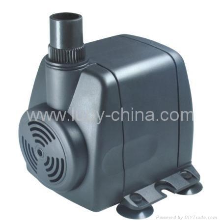 Muti-function submersible pump 2
