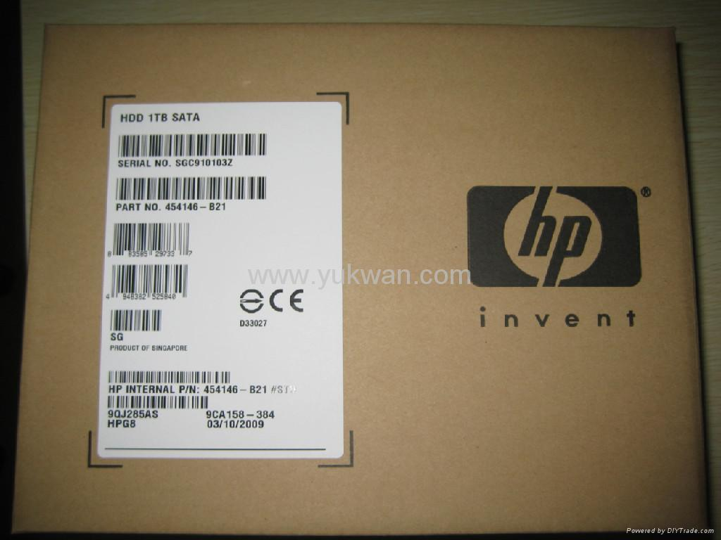 "416127-B21 HP 300GB 15K 3.5"" DP SAS Server Hard Disk Drive 1"