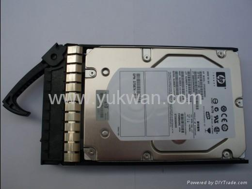 "416127-B21 HP 300GB 15K 3.5"" DP SAS Server Hard Disk Drive 4"