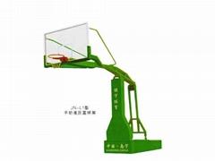 廣西南寧健寧籃球架