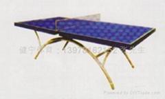 熱銷:廣西健寧乒乓球台