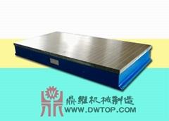 刨銑床用強力電磁盤
