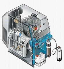 德国宝华PE100高压空气压缩机