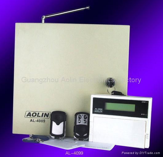 AOLIN Wireless & Wired Security Home Alarm 1