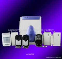 AOLIN wireless security Home Alarm system