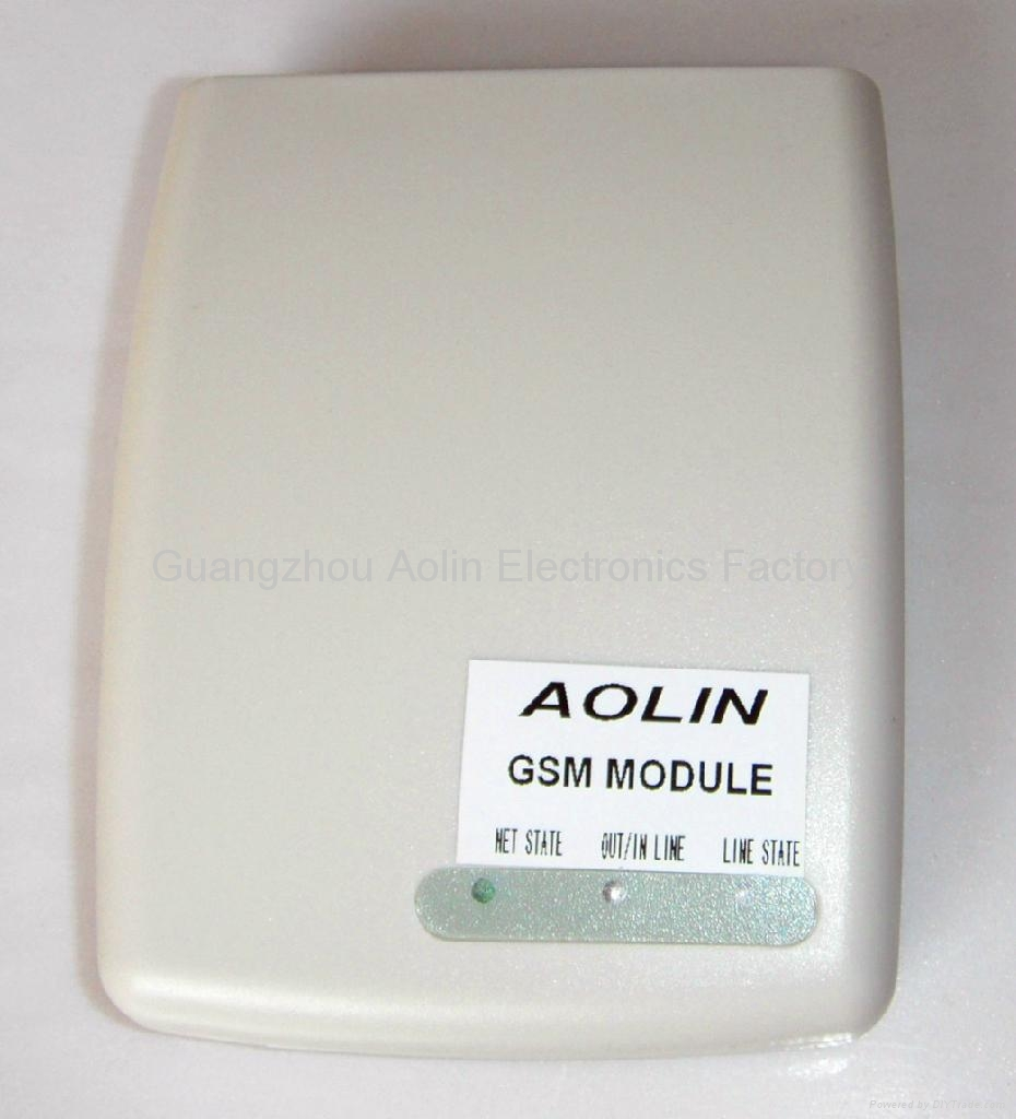 gsm module for home alarm system 1