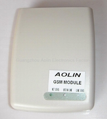 gsm module for home alarm system