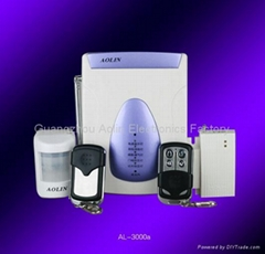 AOLIN wireless Home Security intruder alarm