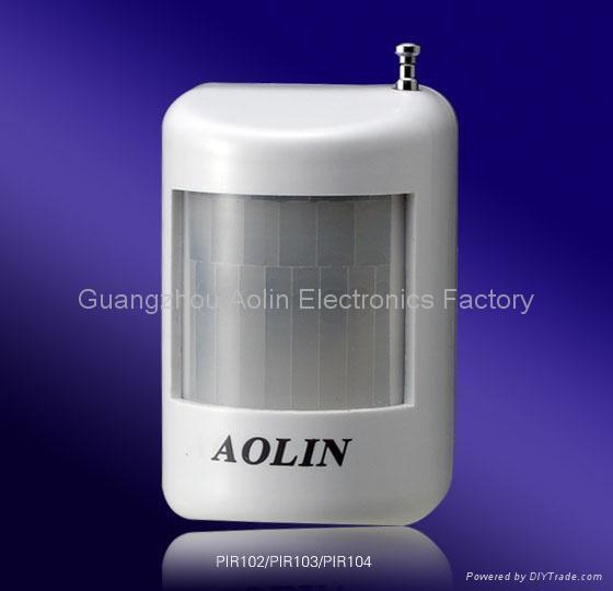 AOLIN wireless Home Security intruder alarm 2