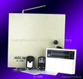 AOLIN LED Keypad wireless & wired Security Home Burglar Alarm 1