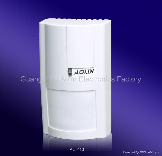 aolin wireless PIR Detector 1