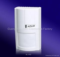 aolin wireless PIR Detector
