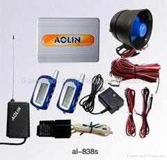 AOLIN Two way Car Alarm SYSTEM